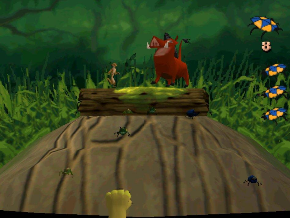 Disney S The Lion King Ii Simba S Mighty Adventure U Iso